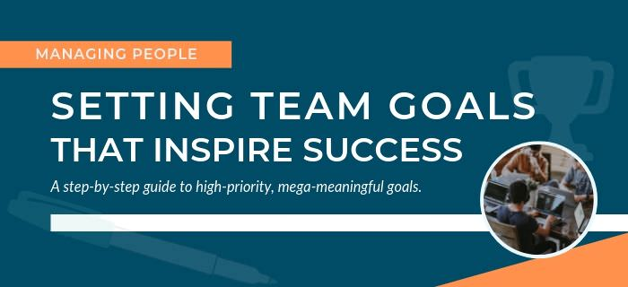 Team Goal Setting Recommend Reading By ManagerMaker.co
